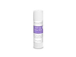 Picture of Roll-Up Glue Stick - Crystal Clear (Acid Free)