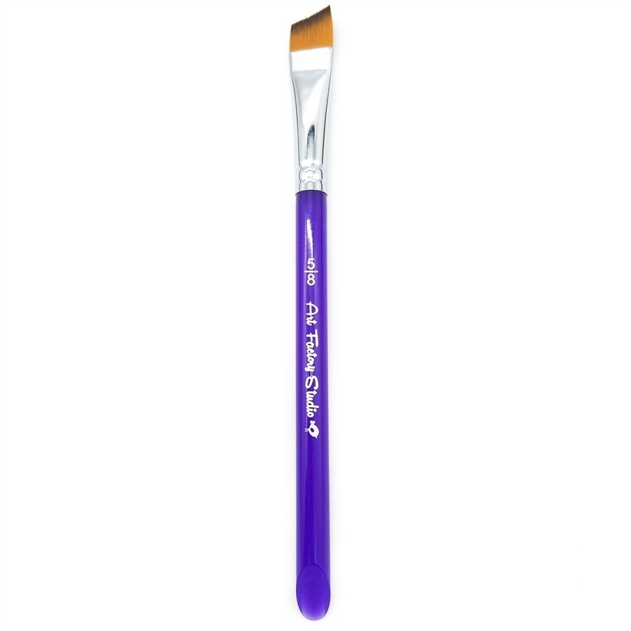 Picture of Art Factory Studio Brush Acrylic Handle - Angle - 5/8""