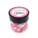 Picture of ABA Chunky Glitter Blend - Ultraviolet Glitter Blend (1oz)