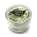 Picture of BIO GLITTER - Biodegradable Glitter - Gold -Mix HEX (10g)