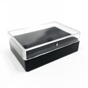 Picture of Kryvaline Empty Split Cake Container (Black) - 40g