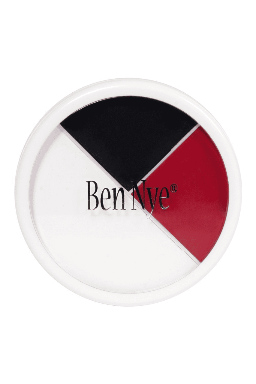 Picture of Ben Nye Red White & Black Wheel