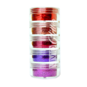 Picture of Vivid Glitter Stackable Loose Glitter - Sweetheart 5pc (10g)