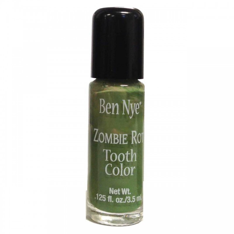Picture of Ben Nye - Tooth Color - Zombie Rot - 3.5ml