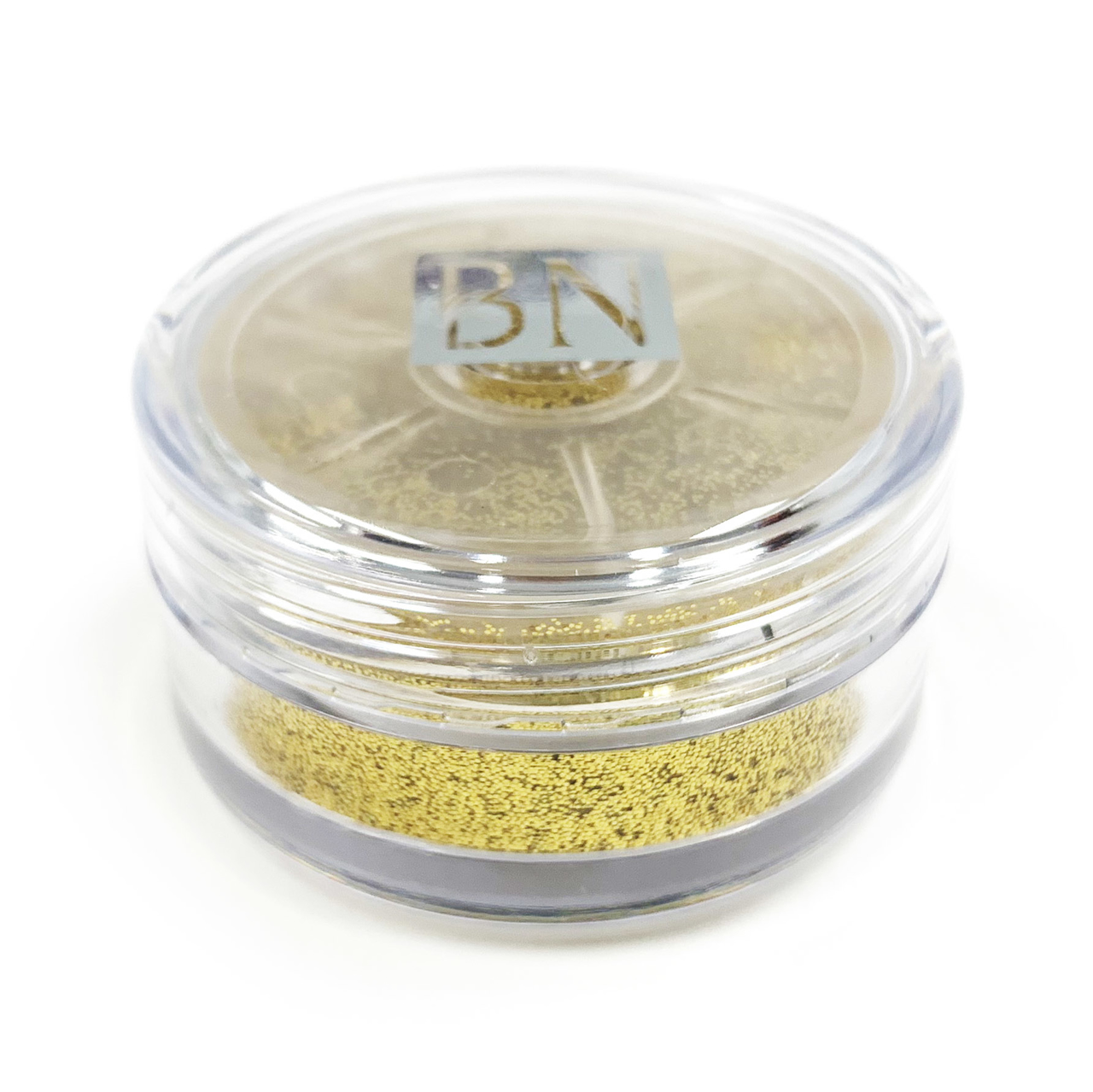 Picture of Ben Nye Sparkler Loose Glitter - Gold - .14oz/4g