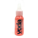 Picture of Fluorescent Orange Voda (Vibe) Face Paint - 1oz
