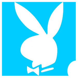 Picture of PlayBoy Stencil  (ABA) pack of 10