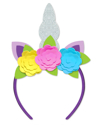 Picture of Krafty Kids Kit: DIY Foam Unicorn Headband Kit - Silver (CK179-A)