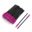 Picture of Pink Mascara Wand -  Disposable Eyelash Brushes  - 50Pcs