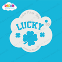 Picture of Lucky Four-Leaf Clover - Dream Stencil - 100