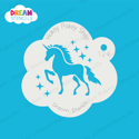 Picture of Magical Unicorn - Dream Stencil - 124