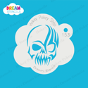 Picture of Tribal Skull - Dream Stencil - 153