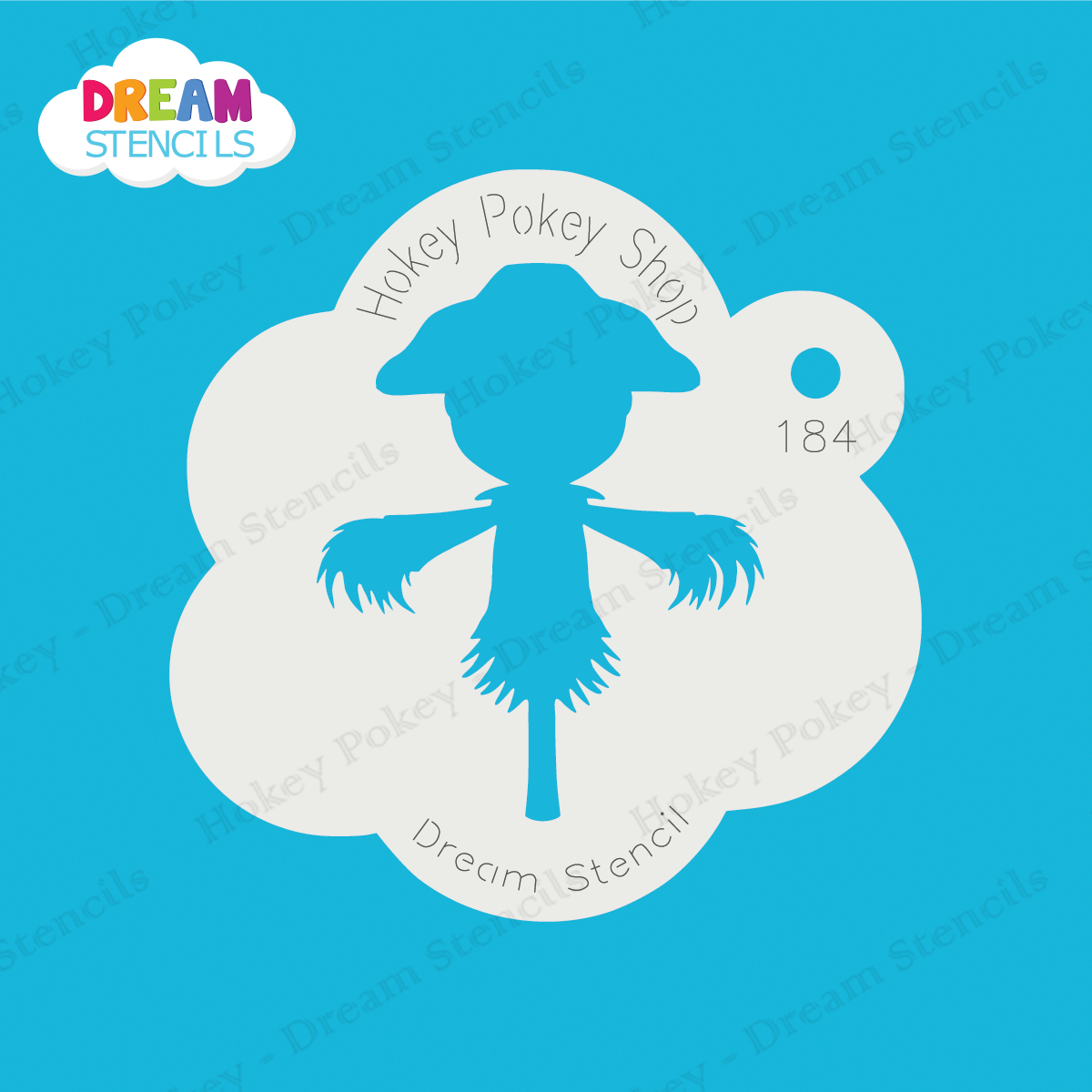 Picture of Scarecrow - Dream Stencil -184