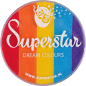 Picture of Dream Colors Rainbow Face and Body Paint - 45 Gram (901)