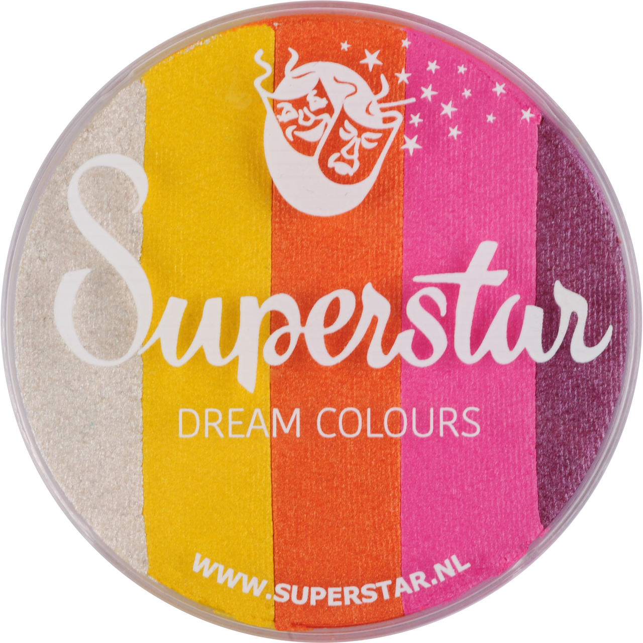 Picture of Dream Colors Sunshine Face and Body Paint - 45 Gram (908)