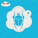 Picture of Beetle Dream Stencil - 290