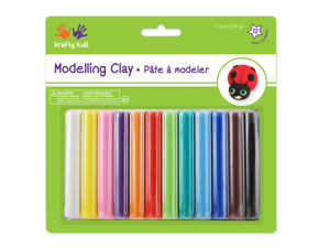 Picture of Modeling Clay - 12 colors (150 g)